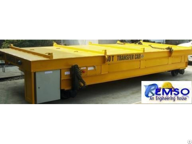 Transfer Cars For The Steel Industry
