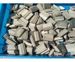 Centrifuge Tile Carbide Wear Componets