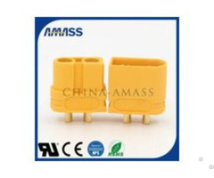 Amass Lithium Battery Plug Xt66 Patent Connector Xt60u For Runner