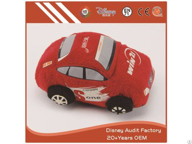 Car Plush Toy Filling 100% Pp Cotton Baby Embroidery Designs