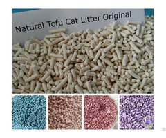 Biodegradable Tofu Cat Litter