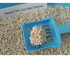 Ecofriendly Tofu Cat Litter Original Scent
