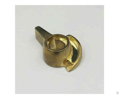 Zinc Alloy Z A4 Sliding Window Lock Components Die Casting