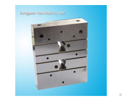 Precision Machine Spare Part Of Led With Hardness 58 60 Hrc