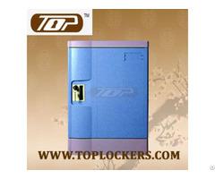 Four Tier Storage Lockers Abs Plastic