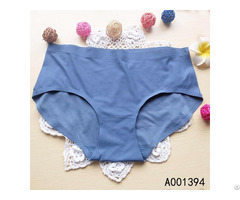 Cotton Women's High Waist Underwear
