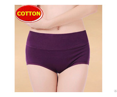 New Arrival Women Bamboo Fiber Briefs