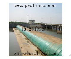 Air Water Inflatable Rubber Dam Made In China