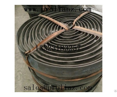Rubber Waterstop With Steel Side Of High Quality Sold To Singapore