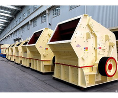 Large Capacity Good Quality Stone Impact Crusher