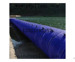 Pillow Like Inflatable Rubber Dam With High Quality To India
