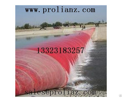 Manufacturer Supply Hydropower Inflatable Dam To Saudi Arabia