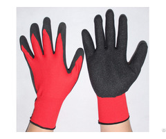 Nitrile Safety Industrial Work Gloves