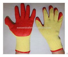 Latex Coated Construction Gloves
