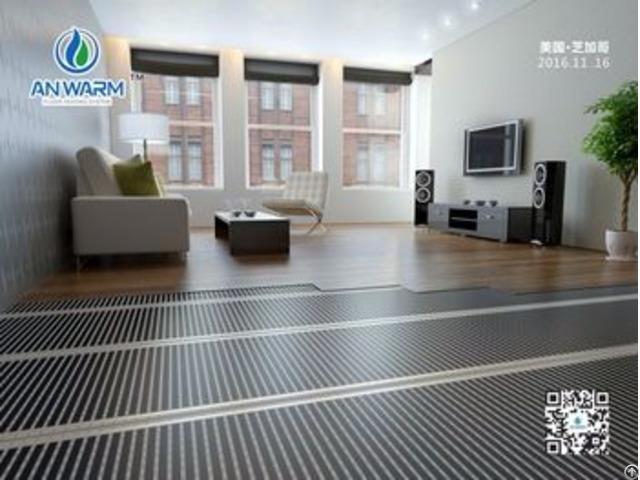 Far Infrared Cabon Floor Heating Film