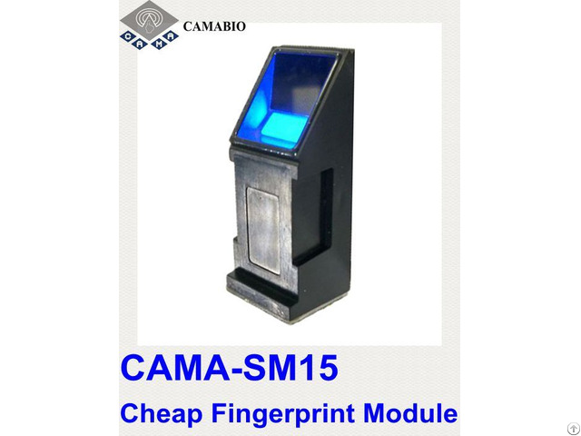 Cama Sm15 Optical Fingerprint Sensor Module