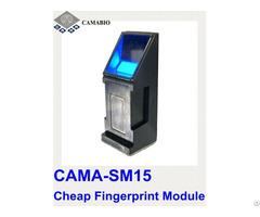 Cama Sm15 Optical Fingerprint Sensor Module