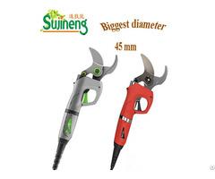 Garden Electric Scissor Pruning Shear