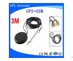 Gps Gsm Antenna 3m Cable