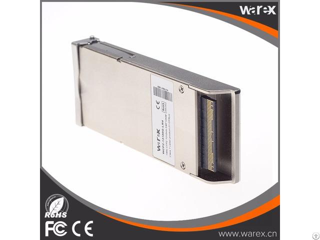 100gbase Cfp2 Transceiver Module Duplex Lc Connector 10km Reach