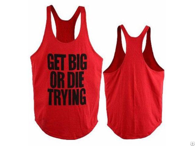 Gym Singlet Power Lifting Weightlifting Apparel Wear Clothing