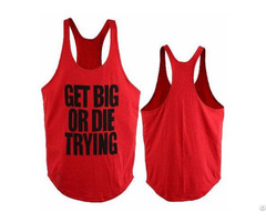 Gym Singlet Power Lifting Weightlifting Apparel Wear Clothing