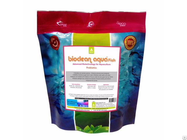 Bioclean Aqua Fish Feed Supplement