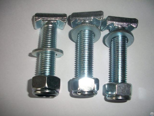 Construction Fastener Boltst Screws