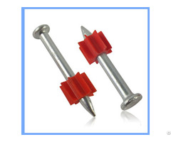 High Strength Shooting Nail With Red Washer