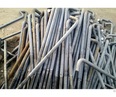 L Type Foundation Bolt For Construction