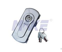 Vending Machine Lock Zinc Alloy Brass L Pop Out Handle Operation