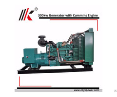 Dcec 300kw Water Cooled Generator Diesel Price In India
