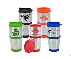 Ss Outer Plastic Inner Mug