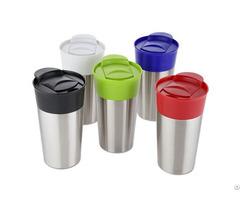 Ss Outer Plastic Inner Mugs
