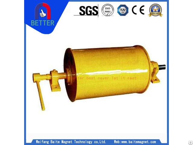 Rct Permanent Magnetic Roller Manufacturer