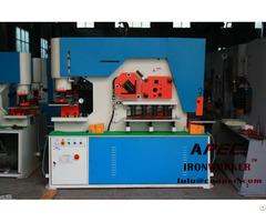 Apec Hydraulic Ironworker Aiw 90