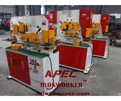 Apec Hydraulic Ironworker Aiw 60