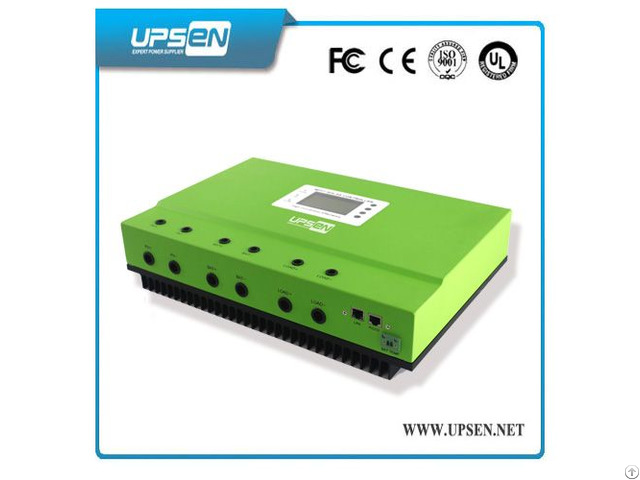 80a 100a Mppt Solar Charger Controller For Street Light System