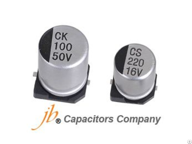Jcs Smd Aluminum Electrolytic Capacitors 2000hrs At 85 C