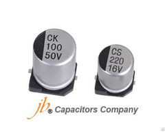 Jcs Smd Aluminum Electrolytic Capacitors 2000hrs At 85 C