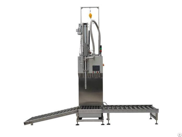 Filling Machinery Semi Automatic