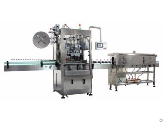 Sleeve Labeling Machine