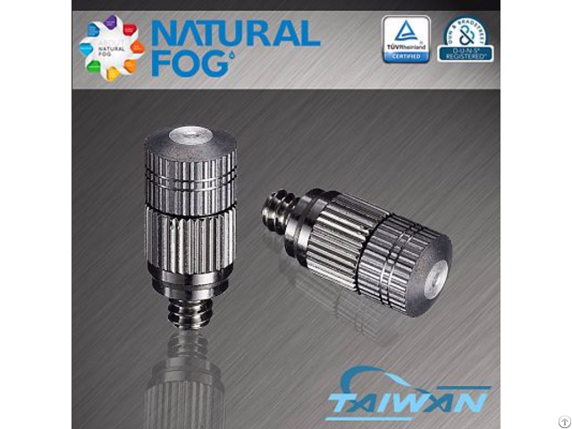 Taiwan Natural Fog High Quality Mist Nozzle
