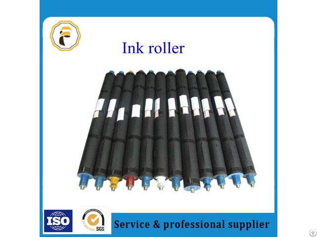Ink Ductor Roller For Komori L528 Manufacturer Factory