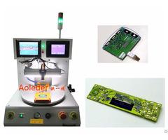 Hotbar Soldering Machine Fpc Hsc To Pcb Heat Bonding