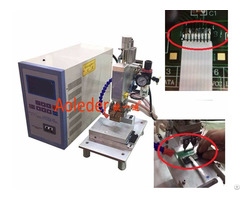 Automatic Pcb Fpc Heat Bonding Equipment For Electronic Manufacturing Factory