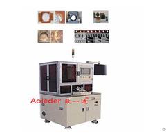 Automatic Laser Tin Ball Spraying Soldering Machine