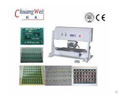 Professional Pcb Separator Depaneling Machine Supplier
