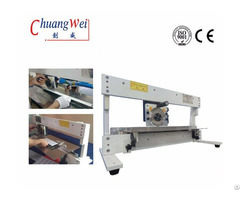 High Accuracy Pcb Depaneling Machine