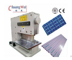 Led Strip Separator Pcb Deapaneling Machine